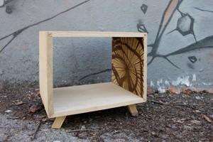 Exotic side table AdideaDesign