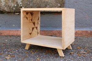 Geo side table AdideaDesign