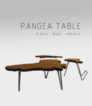 Table Pangea Adidea Design